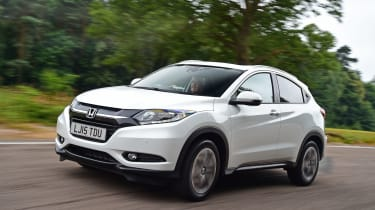 Honda HR-V - front action
