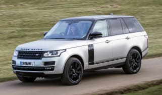 Range Rover Autobiography - front