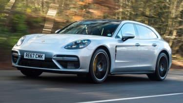 Porsche Panamera Sport Turismo - slowest depreciation