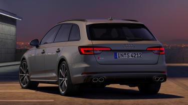 Audi S4 Avant - rear twilight