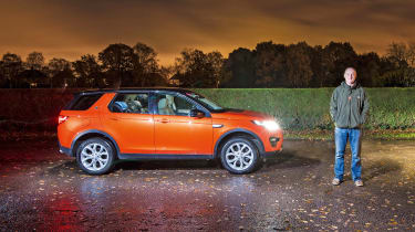 Land Rover Discovery Sport long-term - fifth report header
