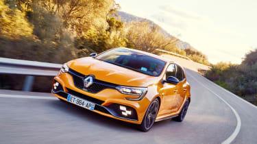 Renault Megane R.S. - front cornering