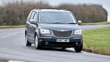 Chrysler front
