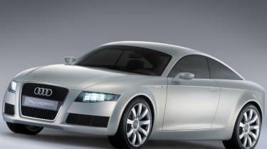 Audi Nuvolari Quattro - front
