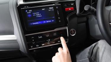 Honda Jazz long-term second report - connectivity