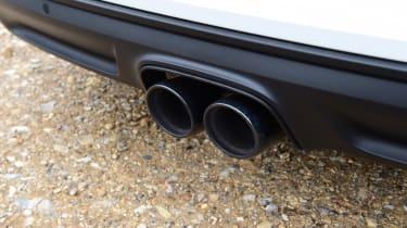 Porsche 718 Cayman T - exhaust