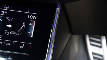 Audi A6 Avant long termer - final report interior lighting