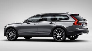 Volvo V90 Cross Country - studio rear quarter