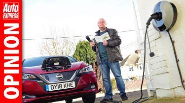 Opinion - EV charging