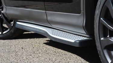 Honda CR-V Black Edition 2016 - door sills