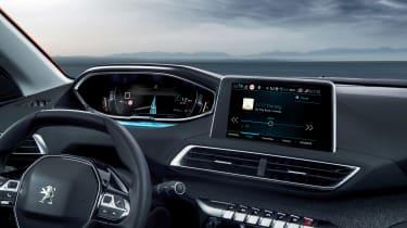 Peugeot 3008 - interior