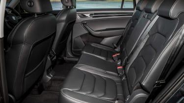 Skoda Kodiaq - rear seats