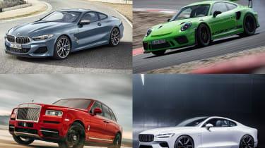 Best New Cars for 2018 - Header
