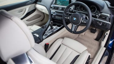 Used BMW 6 Series - cabin