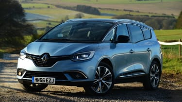 Renault Grand Scenic - front static