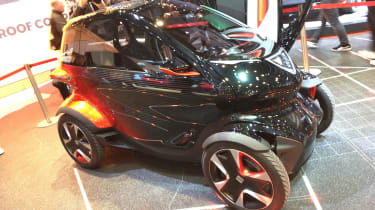 SEAT Minimo concept - Geneva front