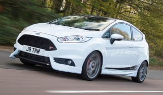 Ford Fiesta ST Mountune 230 - front tracking cropped