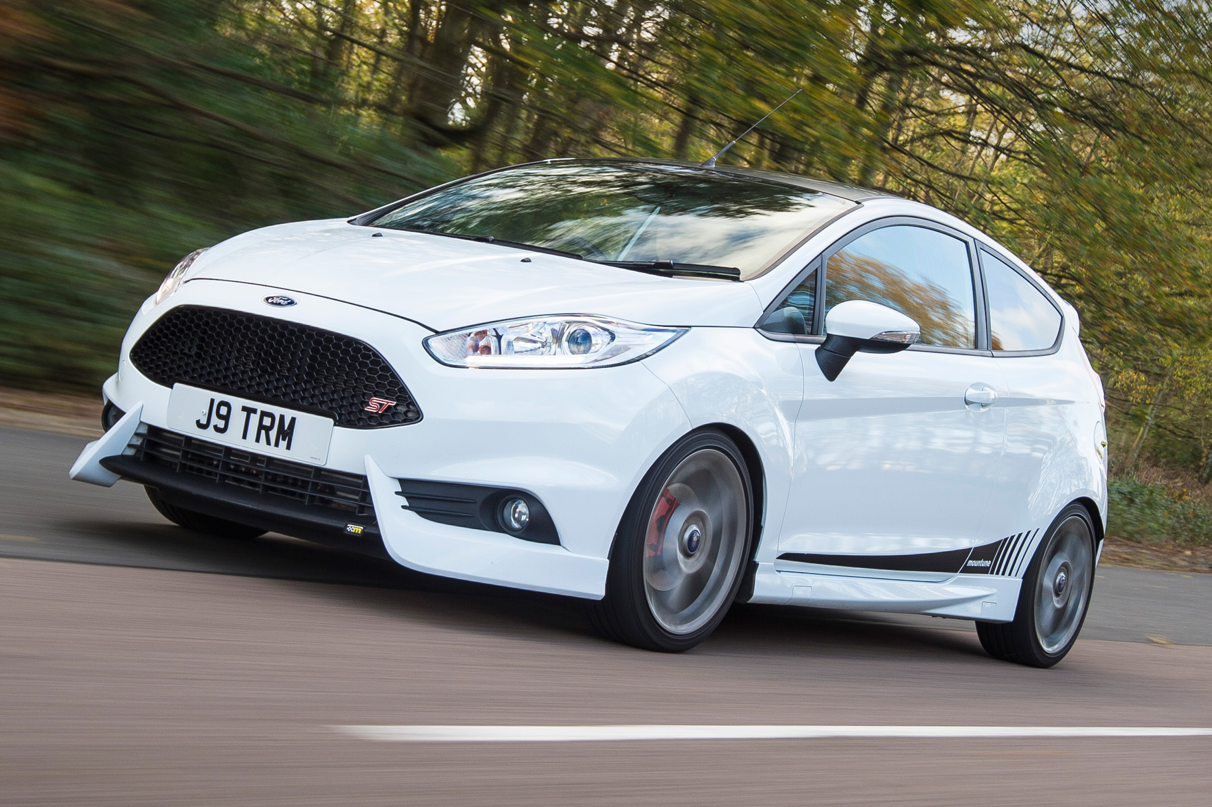 Ford Fiesta St Mountune 230 Review Auto Express