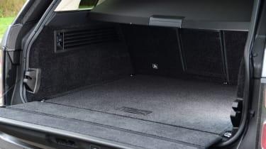 Range Rover D300 Westminster - boot