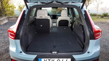Volvo XC40 SUV - boot