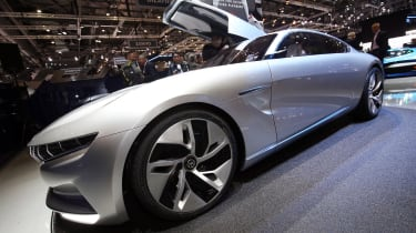 Pininfarina HK GT concept - Geneva side
