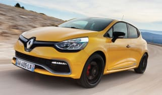 Renaultsport Clio 200 Turbo front action