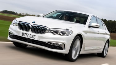 BMW 530e iPerformance - front