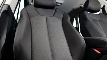 Audi Q3 - seats