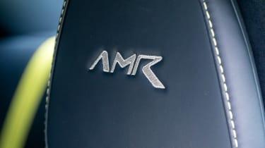 Aston Martin DB11 AMR - seat detail