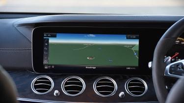 Mercedes-AMG E 63 S long termer - first report sat-nav