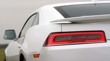 Chevrolet Camaro taillight
