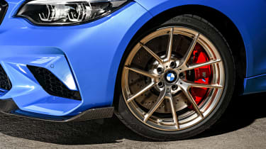 BMW M2 CS - wheel