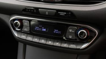 New Hyundai i30 Tourer 2017 - instrument panel