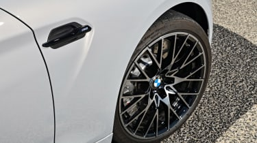 BMW M2 Competition - wheel
