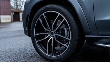 Mercedes GLS - wheel