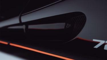McLaren 720S GT3X - duct