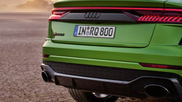 Audi RS Q8 - rear detail