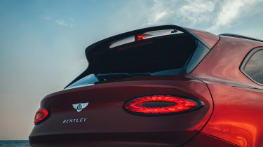 Bentley Bentayga S - rear detail