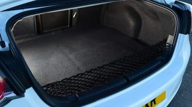Vauxhall VXR8 GTS - boot