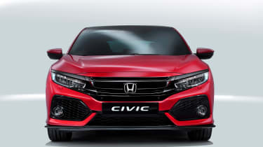 Honda Civic: The Smarter Choice (sponsored) head on