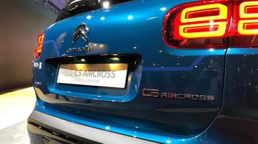 Citroen C5 Aircross - Paris - Rearlights