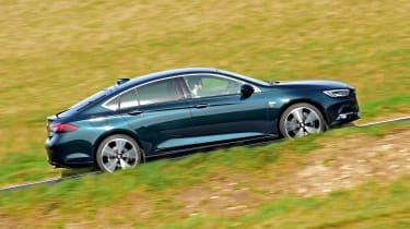 Vauxhall Insignia Grand Sport - side
