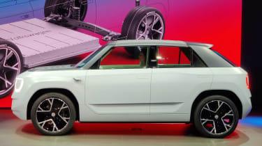 Volkswagen ID Life - Munich side