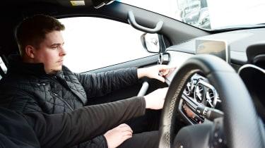 Mercedes X 350 d long-term test - first report