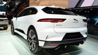 Jaguar I-Pace - Geneva rear