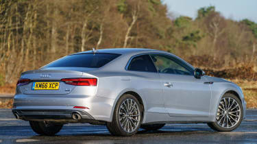 Audi A5 - rear static