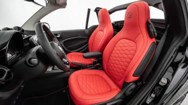 Brabus 92R - seats