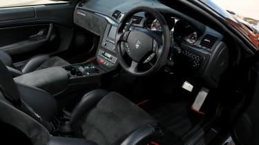 Maserati GranTurismo MC Stradale dash