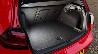 VW Golf GTI - boot