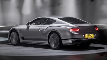 Bentley Continental GT Speed - rear action